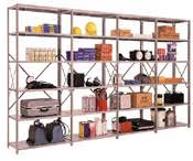 Open configuration shelving